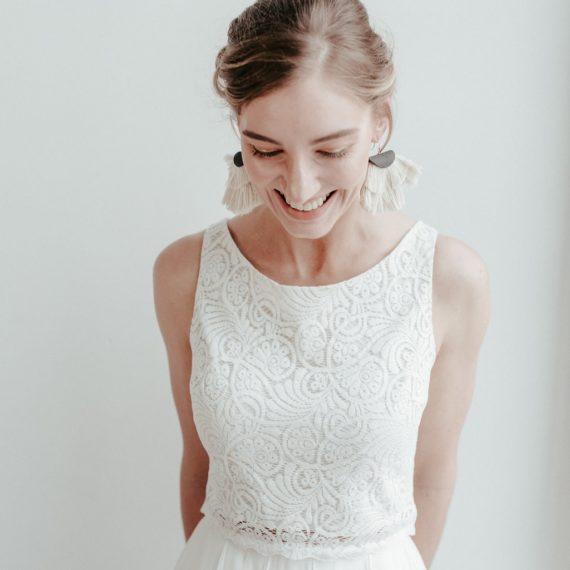 Uniting Gorgeous Wedding Gowns With