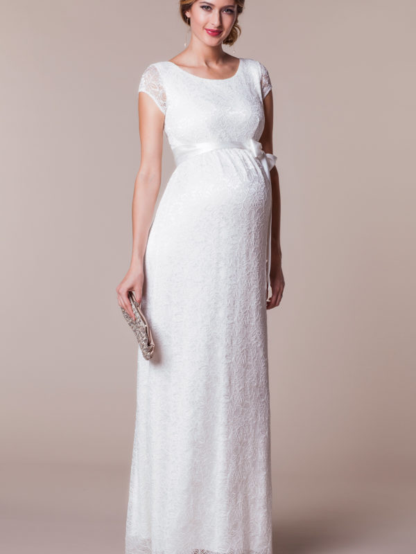 c3f1130edc75 Tiffany Rose Maternity Gown - Blue Sky Bridal