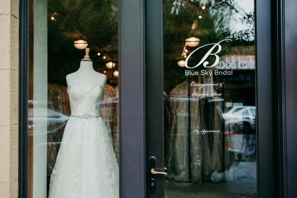 55c88a8320584 Blue Sky Bridal is hosting a Memorial Day Weekend Sale! All wedding dresses  will be an extra 10% off (& an extra 15% off for military brides)!